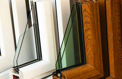 Modern Wooden or uPVC windows