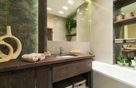 Ecological Bathroom Ideas